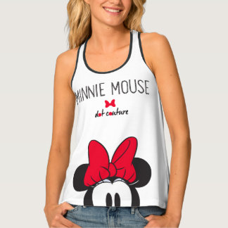 Trendy Minnie | Dot Couture Tank Top