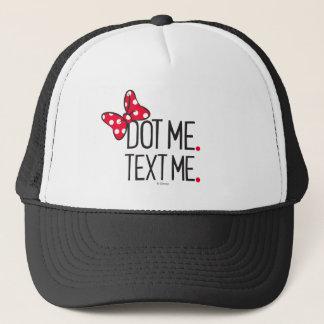 Trendy Minnie | Dot Me. Text Me. Trucker Hat