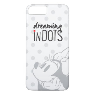 Trendy Minnie   Dreaming In Dots iPhone 8 Plus/7 Plus Case