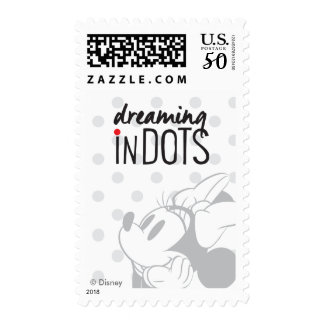 Trendy Minnie | Dreaming In Dots Postage