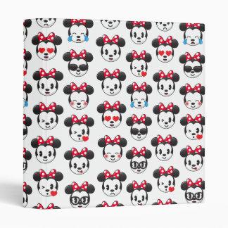 Trendy Minnie | Emoji Pattern Binder