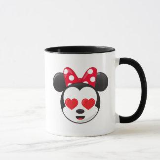 Trendy Minnie | In Love Emoji Mug
