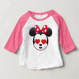Trendy Minnie | In Love Emoji T-shirt