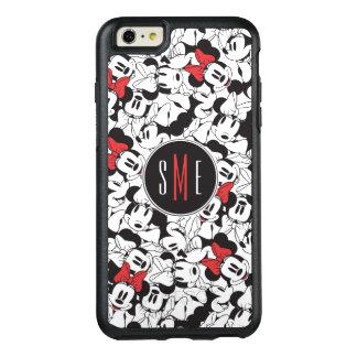 Trendy Minnie | Monogram Classic Pattern OtterBox iPhone 6/6s Plus Case