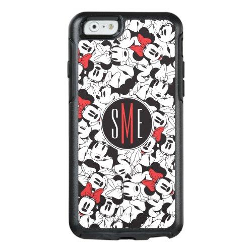 Trendy Minnie | Monogram Classic Pattern Phone Case