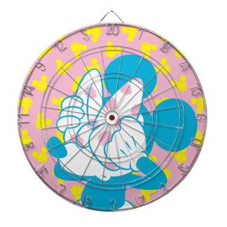Trendy Minnie | Peek A Boo Dartboard With Darts