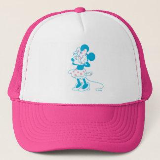 Trendy Minnie | Peek A Boo Trucker Hat