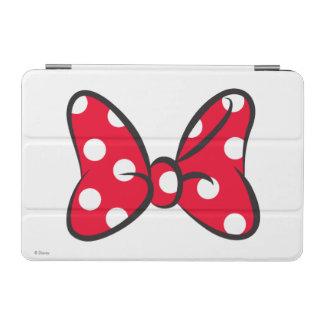 Trendy Minnie | Red Polka Dot Bow iPad Mini Cover