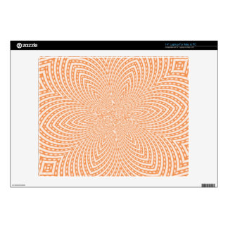Trendy modern pattern decals for laptops