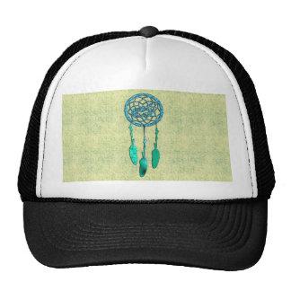 Trendy Native American Wolf Dreamcatcher Trucker Hat
