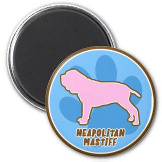 Trendy Neapolitan Mastiff Magnet