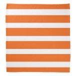 Trendy Orange Bandana