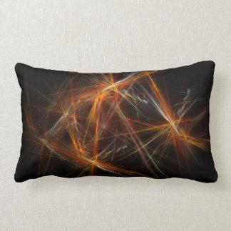 Trendy orangesFraktal cushions