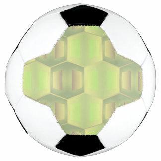 trendy pastel pattern 01e (I) Soccer Ball