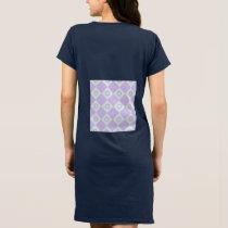 trendy pastel pattern 02c (I) Dress