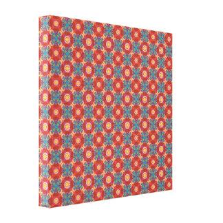Trendy Patterns Canvas Print