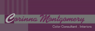 Colour consultant business cards templates zazzle trendy pinstripes color consultant skinny grape mini business card reheart Choice Image