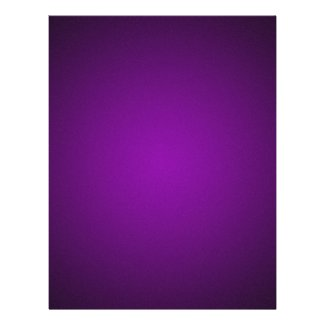 Trendy Purple-Black Grainy Vignette Flyer