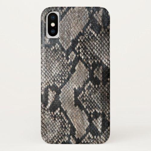 Trendy Python Snake Skin - Rich Elegant Fashion Phone Case