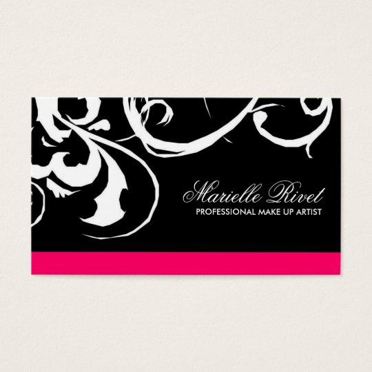 Trendy Salon Business Card