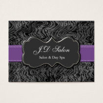 trendy Salon businesscards Business Card