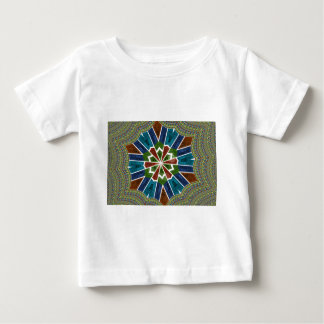 Trendy Sari design Baby T-Shirt
