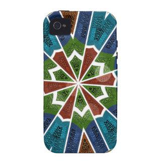 Trendy Sari design iPhone 4 Case