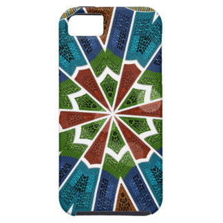 Trendy Sari design iPhone SE/5/5s Case