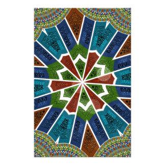 Trendy Sari design Stationery