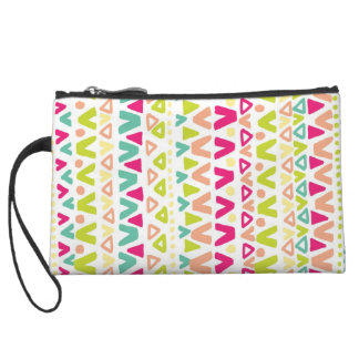 Trendy Shapes Clutch