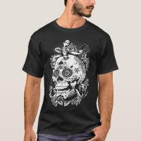 Trendy Skull Fun Shirt