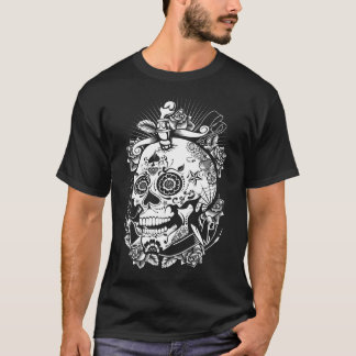 Trendy Skull Fun Shirt