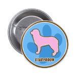 Trendy Stabyhoun Button