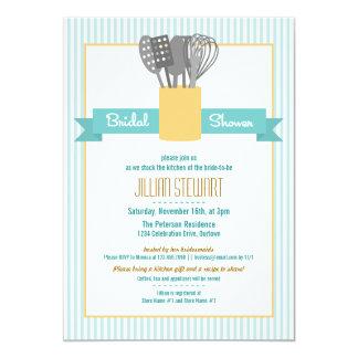 stock the kitchen bridal shower invitations  announcements  zazzle, Bridal shower invitations