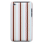 Trendy Striped Case Case-Mate iPod Touch Case