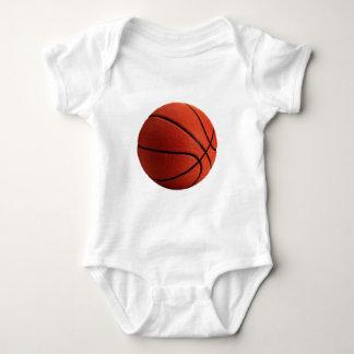 Trendy Style Basketball Baby Bodysuit