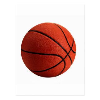 Trendy Style Basketball Postcard
