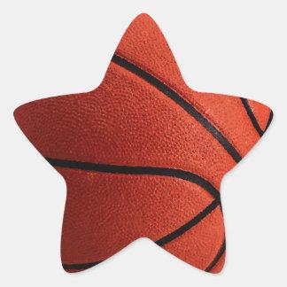 Trendy Style Basketball Star Sticker