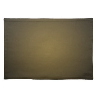 Black And Beige Placemats Zazzle