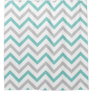 Teal Shower Curtains | Zazzle