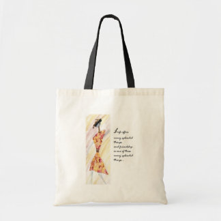 Trendy Tote Bag