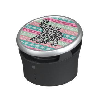 Trendy Tribal Aztec Elephant USB Speaker
