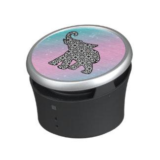 Trendy Tribal Elephant USB Speaker