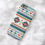 trendy tribal ethnic Navajo geometric pattern Barely There iPhone 6 Case
