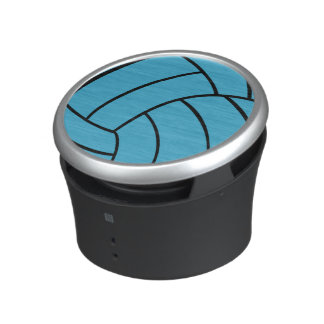 Trendy Turquosie Volleyball Speaker