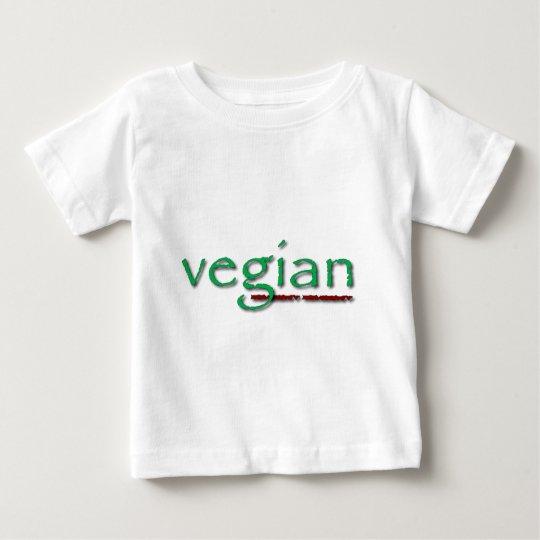 Trendy Vegian Baby T-Shirt