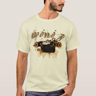 Trendy/Vintage Mini-Z T-Shirt