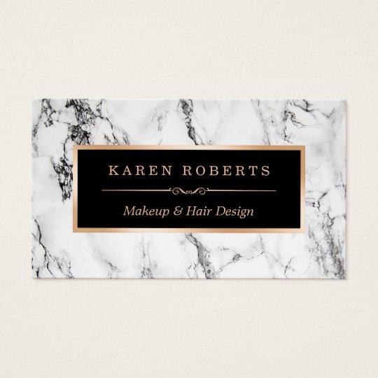 makeup artist business cards templates zazzle