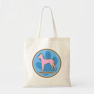 Trendy Xoloitzcuintle Budget Tote Bag