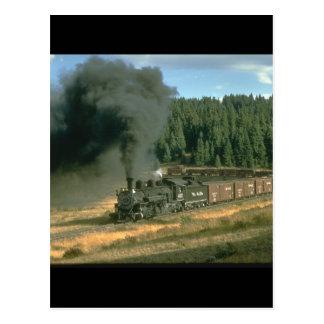 Trenes 480_Steam de Durango y de Silverton no Tarjeta Postal
